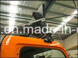 Panneau de flèche de circulation avec la balise