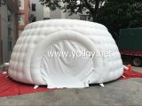 Tente mobile gonflable de pièce de dôme pour le contact
