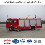 6ton de Dieselmotor van Size van Dongfeng Fire Truck Euro4