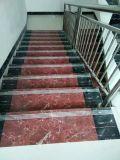 300*600mm Vitrified мраморный плитки шага лестниц фарфора
