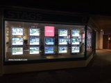 Magnetische LEIDENE Lichte Doos voor de Vertoningen van het Venster van Onroerende goederen