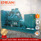 генератор дизеля силы двигателя 30kw молчком Weifang