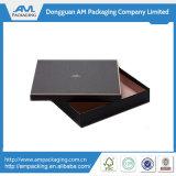 Штейновые черные изготовленный на заказ бумажные коробки продают водоустойчивую коробку оптом хранения ботинка