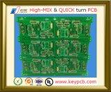 Fábrica de múltiples capas de la tarjeta del PWB del prototipo de la tarjeta de circuitos impresos de la electrónica del OEM 2-28
