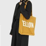 Nuovo grande sacchetto portatile Hcy-A01 della tela di canapa di acquisto del sacchetto di mano della spiaggia di modo 2017
