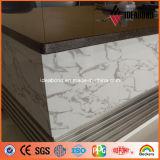 ACP composé en aluminium de panneau de fini de pierre d'Ideabond (AE-504)