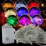 Lumière à haute tension IP44-IP68 de chaîne de caractères de RoHS DEL de la meilleure CE des prix pour la décoration extérieure de Noël