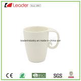 Taza de cerámica blanca al por mayor de la alta calidad