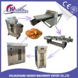 Het Brood die van de toost Machine met de Gehele Apparatuur van de Bakkerij van de Lopende band maken