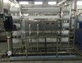 Machine de traitement de l'eau des plantes RO avec UV Sterilzier
