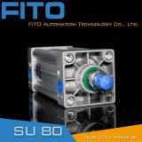 O cilindro do ar da SU por Festo Tipo aplica-se ao standard internacional