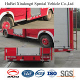 4ton Dongfeng Water Tank Forest Fire Truck Euro 4