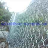 Rete fissa di caduta della roccia/barriera di Rockfall