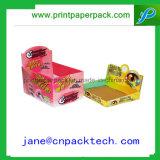 Doos van de Vertoning van het Suikergoed van de Banketbakkerij van de douane de Verpakkende