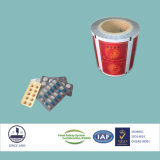 Película laminada para la aleación estandardizada 1235-O del empaquetado farmacéutico