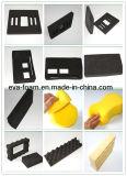 Éponge de découpage personnalisée de mousse de filtre découpée avec des matrices