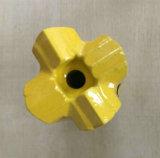 morceau de foret en travers du carbure de tungstène de 36mm 11degree pour la carrière
