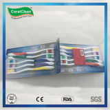10PC Pack Family Pack Toothbrush 1 + 1 Gratuito