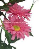 Singolo gambo fiore artificiale/di plastica/di seta del Gerbera (XF30023)