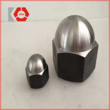DIN1587 Embase hexagonale hexagonale en acier inoxydable 316