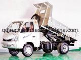 HEIBAO 4X2 2t 가벼운 덤프 트럭, 소형 쓰레기꾼 트럭