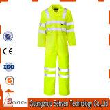 [فيس] عال يحمي اللون الأخضر أصفر [ووركور] أمان لباس ميدعة