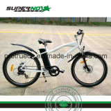 후방 무브러시 모터 (SPC-005)를 가진 전기 자전거