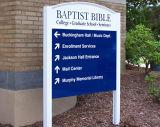 Signage de conseils pour l'immeuble de bureau, l'hôpital, le musée, l'école, etc.