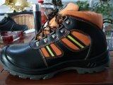 Zapatos de seguridad vendedores calientes del ante