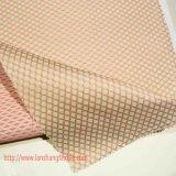 De geverfte Stof van de Polyester van de Vezel van de Jacquard Chemische voor de Textiel van het Huis van het Kledingstuk van de Laag