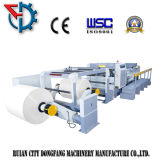 Machine à papier de coupe pour rouleau à feuilles
