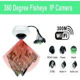 SD&Audioの熱い360度のFisheye IPのカメラ