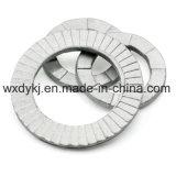 DIN 25201 두 배 겹 각자 자물쇠 세탁기