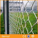 Загородка звена цепи высокого качества горячая окунутая гальванизированная пластичная