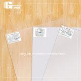Лист карточки листа листа карточки листа PVC пластичный