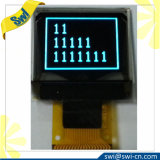 bianco 20pins di Spi del collegare della visualizzazione 4 di 0.66inch OLED mono