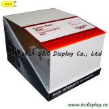 安いボール紙の表示、表PDQのギフト用の箱、SGS (B&C-D048)が付いているPDQのディスプレイ・ケース