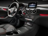 Relação video Android do sistema de navegação do GPS para a classe de Mercedes-Benz B (NTG-5.0)