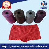 Hilados de polyester teñidos espacio del hilado 75D/72f