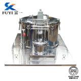 Separador de alta velocidade do centrifugador do filtro da bebida