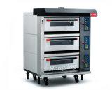 Forno all'ingrosso della piattaforma/forno lussuoso di cottura del gas dei 6 cassetti con personalizzato