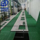 Gevormde Grating van de Dekking van het afvoerkanaal Glasvezel