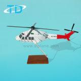 Ab-139 modelo de resina Helicóptero Regalo