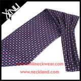 人のための絹によって印刷されるCravats