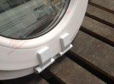 Constructeur professionnel du guichet circulaire de tissu pour rideaux de PVC (BHP-RW07)