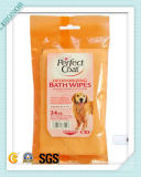 Good quality Cleaning Grooming Pet Wet Wipes