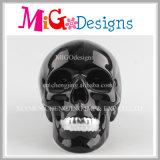 流行の頭骨の使用の節約のための陶磁器の硬貨ボックス