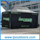 3X6m knallen im Freien das Hexagon-Stahlfeld-faltendes Zelt oben Kabinendach für das Bekanntmachen