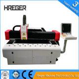 Machine de découpage de laser de fibre d'acier inoxydable de fournisseur professionnel/acier du carbone
