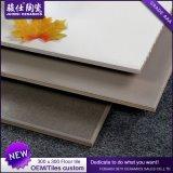 Bauholz-Asche glasig-glänzende Fußboden-Porzellan-Fliese Foshan-Juimics natürliche